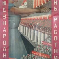 Valentina Kulagina - International Working Women Day, 1930