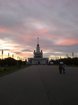The House of Russia's Peoples at All-Russia Exhibition Centre, Moscow © Russian Universe, 2012.