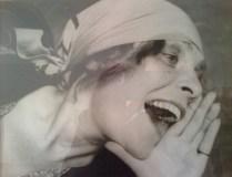 Alexander Rodchenko - Lilya Brik, 1924. Lilya Brik, the muse of Russian avant-garde.