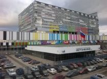 Ostankino TV Centre (2012) © Russian Universe, 2012.