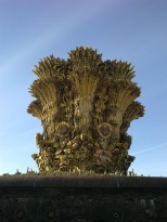 The Peoples Friendship Fountain: Soviet agricultural plants