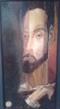 Self-portrait, 1971