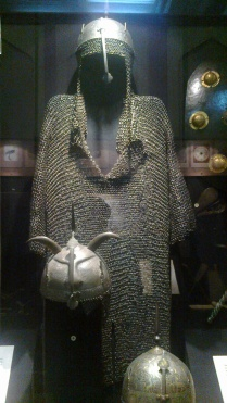 Ancient Mail (chain armour) in Kunstkamera