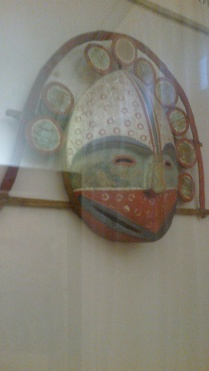 Ancient Mask №1 in Kunstkamera