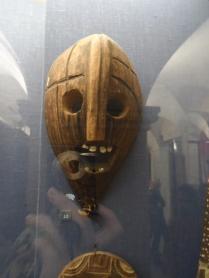 Ancient Mask №3 in Kunstkamera