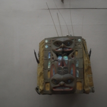 Ancient Mask №4 in Kunstkamera