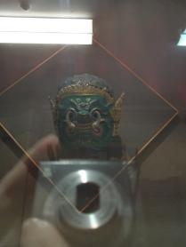 Ancient Mask №5 in Kunstkamera