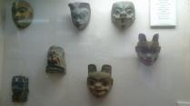 Ancient Masks №2 in Kunstkamera