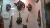 Ancient Masks №5 in Kunstkamera