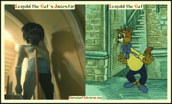 Leopold the Cat-Ancestor