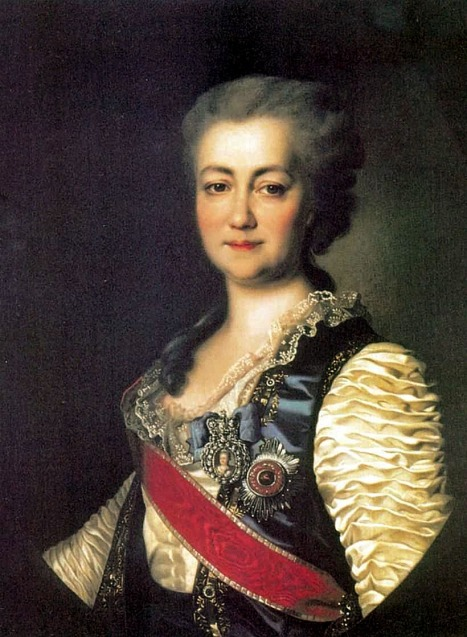 Princess Yekaterina Vorontsova-Dashkova