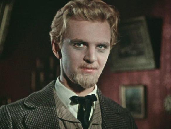 Yury Yakovlev as Prince Myshkin
