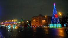 Near the Moscow Kremlin