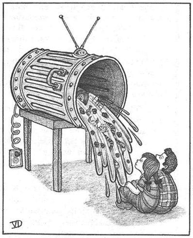TV propaganda