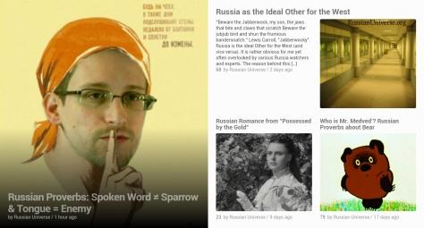 Russian Universe Digest 11.04-28.04