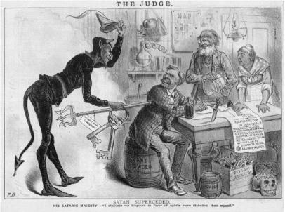 The Judge, Satan Superceded