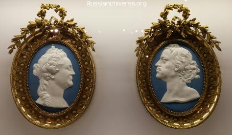 Peter I & Catherine II