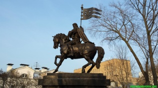 Monument to Dmitry Donskoy
