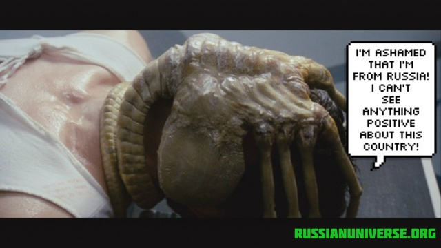 Quasi-Colonial Facehugger