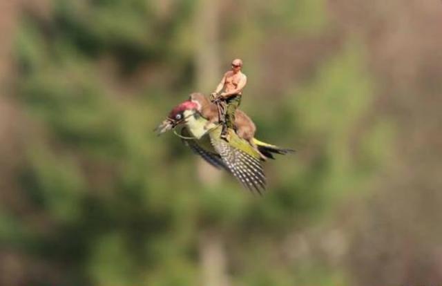 Putin Weasel Pecker