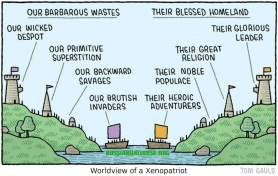 Worldview of a Xenopatriot