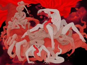 Anna Ignatieva – The Toll-House of Lust, 2012.