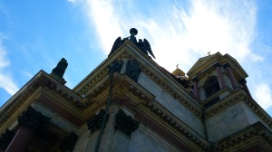 Saint Isaac's Cathedral (1818-1858).