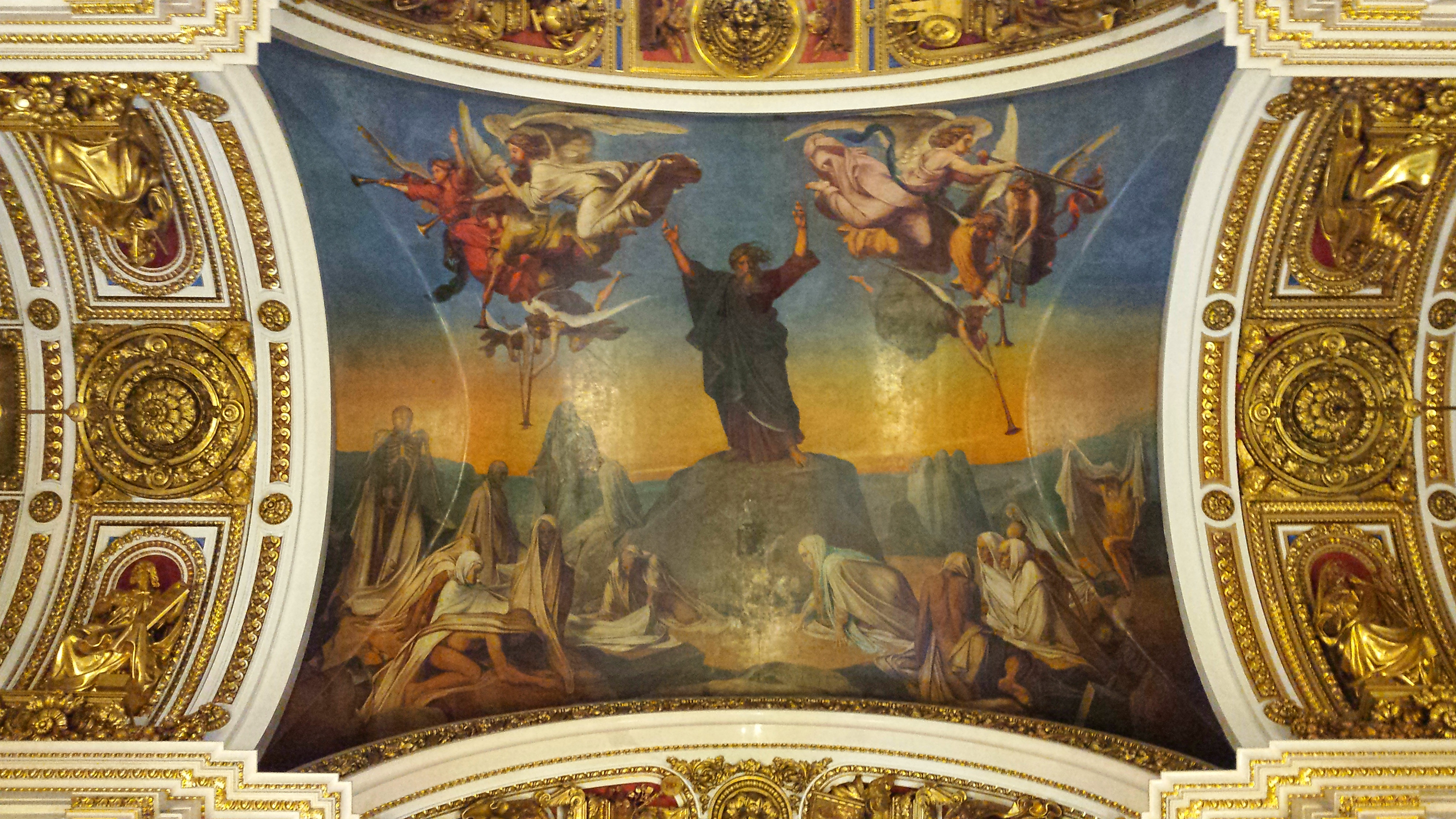 Inside The Saint Isaac S Cathedral Pt 1 Russian Universe