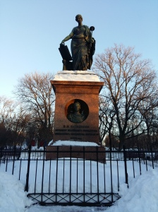 Monument to Nikolay Karamzin