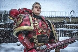 Soviet cosplay