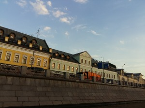 Moscow boat trip 12