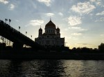 Moscow boat trip 2
