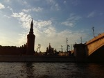 Moscow boat trip 6