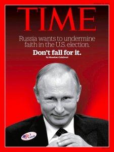 It's Putin time!