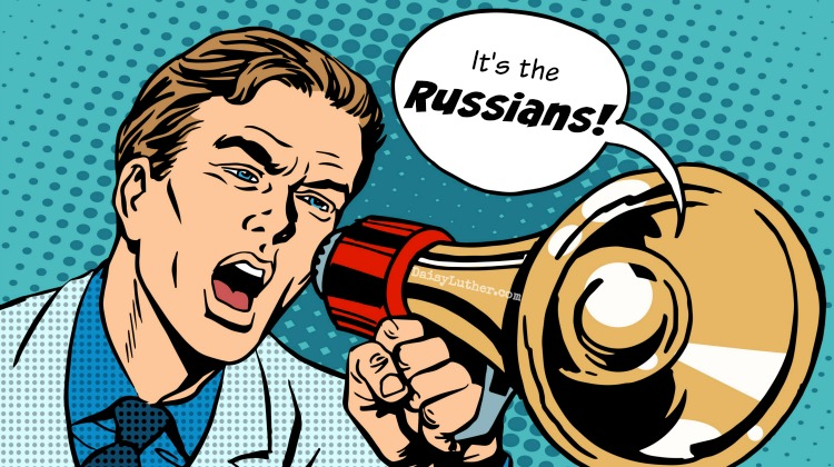 Image result for It's the russians meme