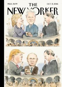 Trumputin (The New Yorker)