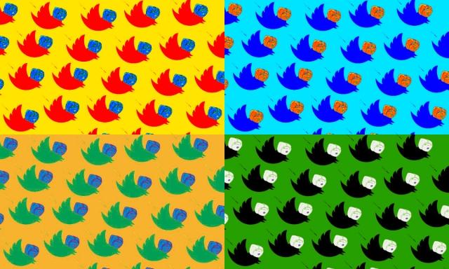 Ptichka in ushanka