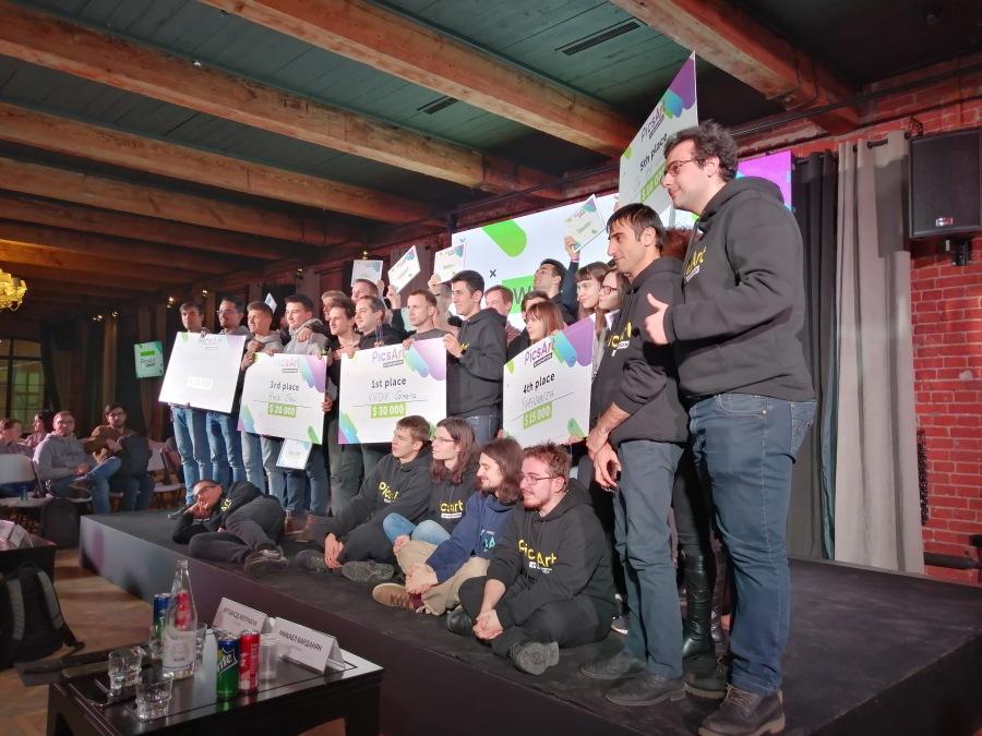 PicsArt AI Days Hackathon winners